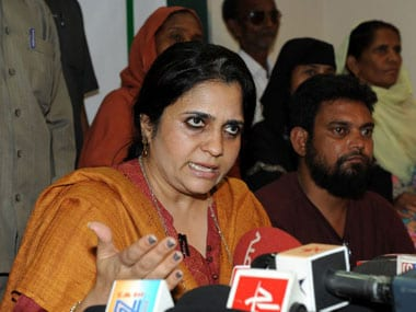 CBI nabs Home Ministry official for allegedly stealing documents linked to Teesta Setalvads NGO