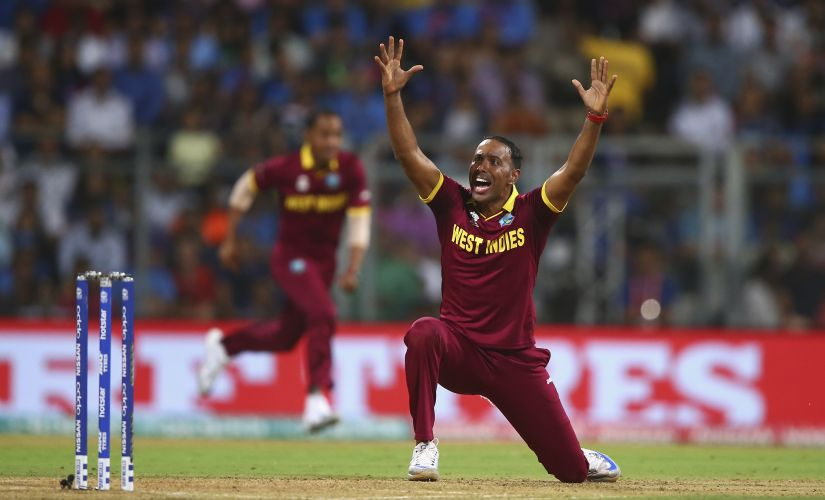 Samuel Badree was part of the West Indies team that defeated favourites India and went on to win the World T20. Getty