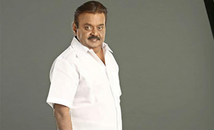 Captain Vijayakanth has made some of the most entertaining poll promises this year. News18