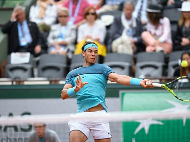 Rafael Nadal set to play in the Rio 2016 Olympic games. AFP