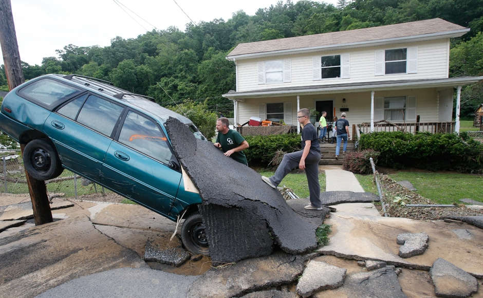 West Virginia Deadly Floods Death Toll Rises To 24