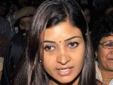 A file photo of Alka Lamba. PTI