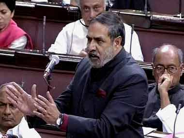 PM working under US pressure; Congress to oppose FDI in defence in Parl: AnandSharma