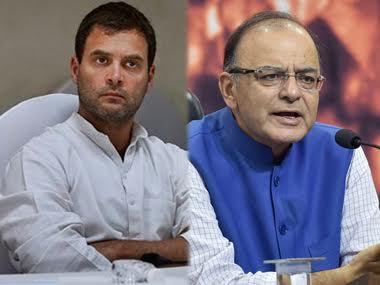 Rahul Gandhi said that the Union Budget for 2017-18 does not propose any measures for job creation. PTI