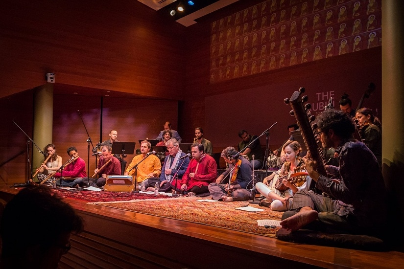Brooklyn Raga Massive: Matching notes with the raga ambassadors of New York