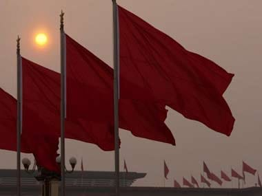 China blocks Indias NSG bid; fears entry will collapse global non-proliferation order