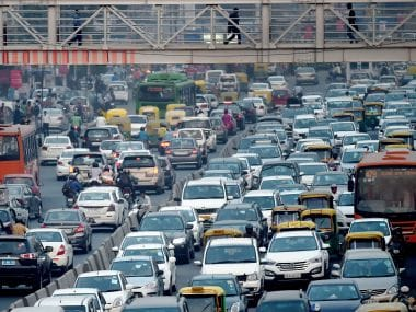 Delhi parking fees may go up four times in few days if air quality worsens
