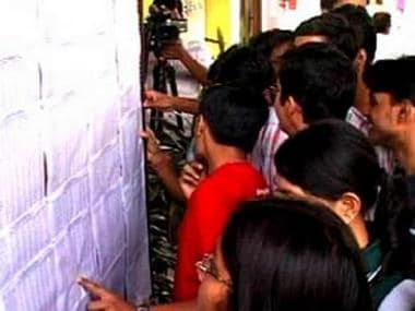 Admission process in DU began on Wednesday. File Photo. Network18