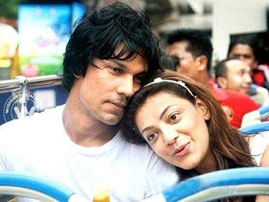 Randeep Hooda and Kajal Aggarwal in 'Do Lafzon Ki Kahani'