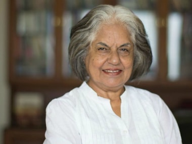 In SC, annoyed Indira Jaising says shes a person in her own right after AG refers to her as 'Anand Grover's wife
