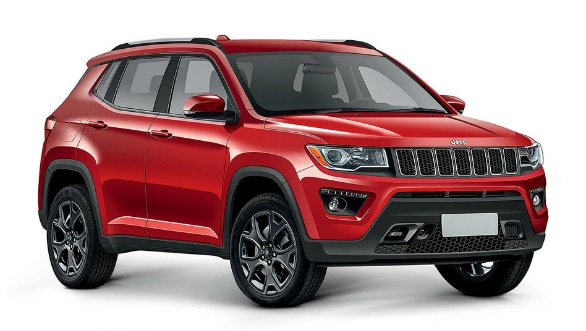 Jeep 551 rendered prior to reveal in Sao Paolo