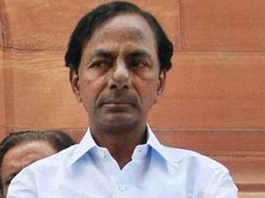 Telangana CM Chandrasekhar Rao to protest in Delhi demanding bifurcation of high court