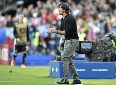 Germany coach Joachim Loew accused of resting on World Cup laurels after lacklustre Euro 2016