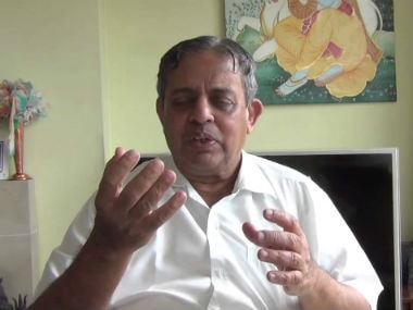 Dr HR Nagendra. Courtsey: Youtube