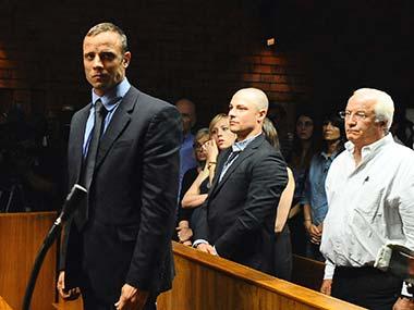 Oscar Pistorius. AP