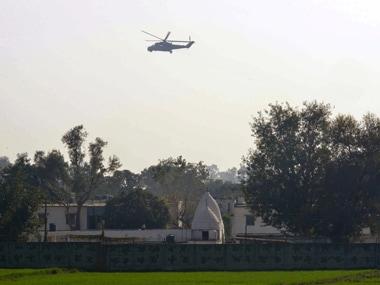 File image of Pathankot airbase. AFP