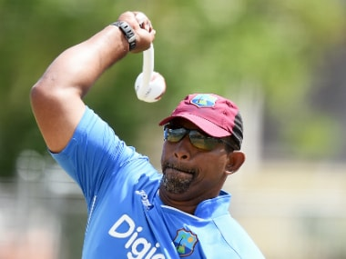 Phil Simmons returns as West Indies head coach three years after being dismissed