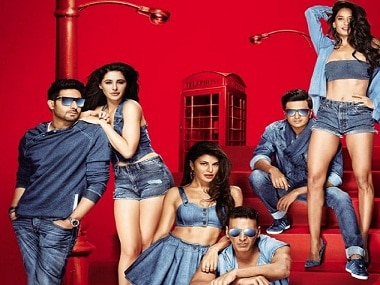 Housefull 3 review: A lazily written, flat ensemble film