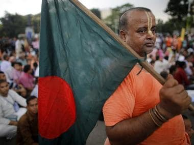 The Hasina government has always claimed to be secular and pro-Hindu, yet acts of terrorising Hindus continue unabated in Bangladesh. Reuters