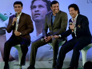 Sachin Tendulkar, Sourav Ganguly and VVS Laxman to continue as CAC members, says CoA chief Vinod Rai