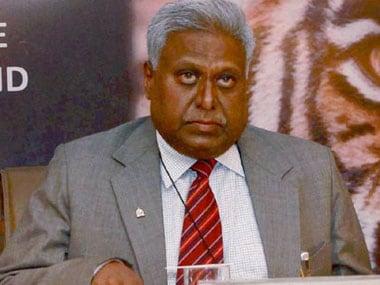 File image of Ranjit Sinha. PTI