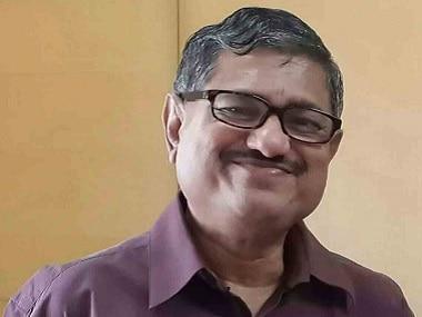 File image of Ratnakar Gaikwad. Sanjay Sawant