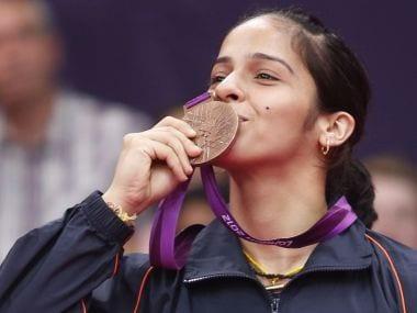 Saina Nehwal. Reuters