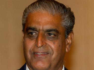 MPCA President Sanjay Jagdale. AFP