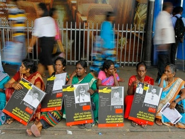 Sri Lanka to enable certificates of absence for 65,000 people missing during war