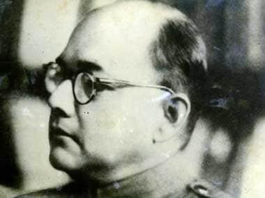 Subhas Chandra Bose. Reuters