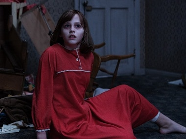 A screenshot from the movie The Conjuring 2.