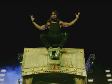 Screenshot from YouTube.