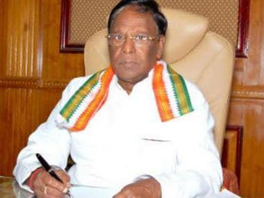V Narayansamy