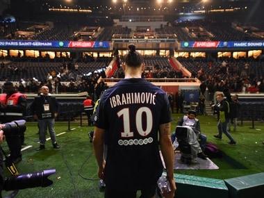 At FBK Balkan, Zlatan Ibrahimovic is an inspiration. AFP