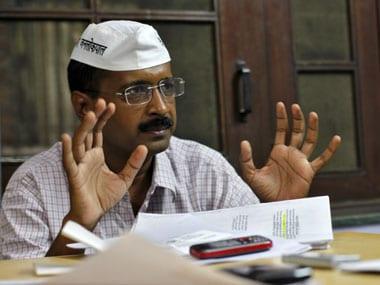 File image of Delhi CM Arvind Kejriwal. Reuters