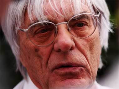 End of the road for Brazilian GP? Bernie Ecclestone says future of Formula One circuit in doubt
