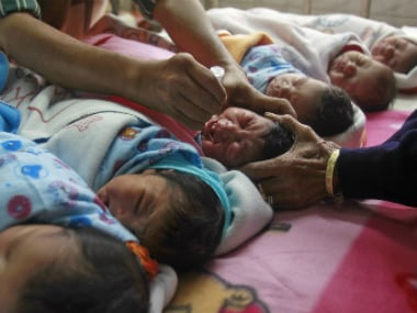 Bihar has second-highest infant mortality rate, 42, worse than the national average of 40. Reuters