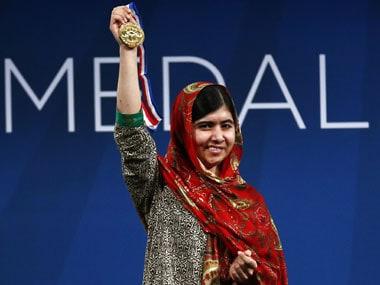 File image of Malala Yousafzai. AP