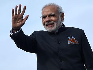 File photo of PM Narendra Modi. AFP