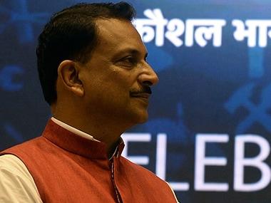 Bihar chief minister Nitish Kumar is indulging is caste politics, says BJP leader Rajiv Pratap Rudy