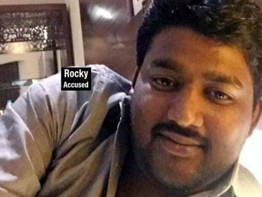 File image of rocky yadav. News18