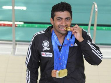 IWAS World Games: Bengaluru para swimmer Niranjan Mukundan wins eight medals