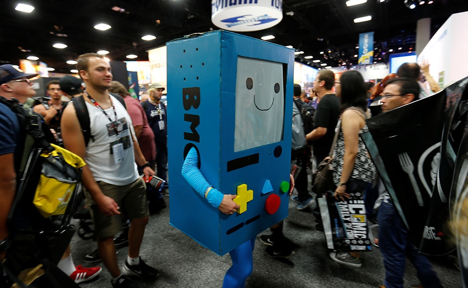 Comic-Con is expected to draw more than 160,000 fans for high-energy sessions featuring casts and crews from such films and TV shows as