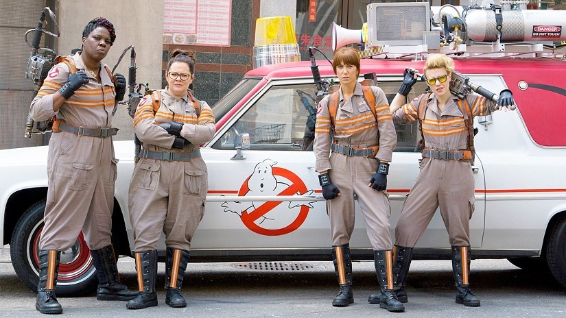 'Ghostbusters', in 2016