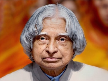 File photo of APJ Abdul Kalam. PTI