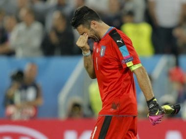 We made our people proud: No regrets for teary Gianluigi Buffon as Italy exit Euro 2016