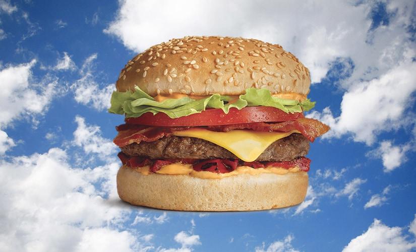 Burger_Sky