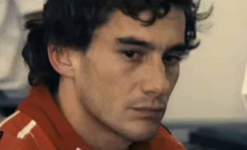 Senna. Screengrab from YouTube