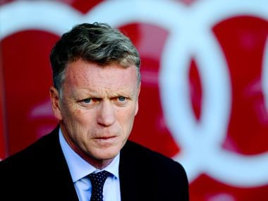David Moyes is back in the Premier League as he is appointed the new Sunderland manager. GettyImages