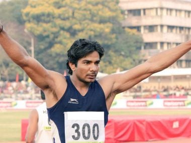 Sprinter Dharambir Singh slapped with an eight-year ban by Nada for failed dope test